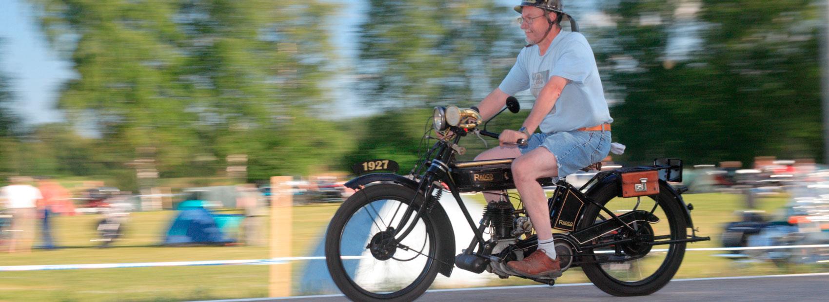 Veteraanimoottoripyöräklubi
